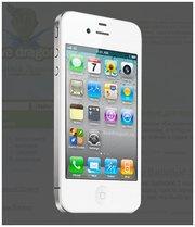 Iphone 4S White 1 sim+Wi-Fi.Multi-touch