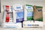 Продам сухие смеси Knauf,  Ceresit и многие другие