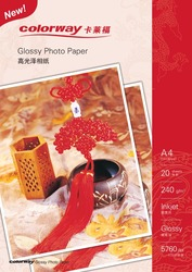 240г глянцевая фотобумага для струйной печати из Китая