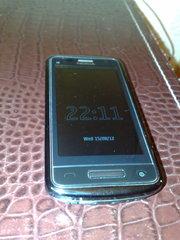 Продам б/у телефон Nokia C6-01 black