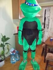 продам костюм для аниматора черепашка-ниндзя