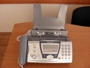 Продам факс panasonic kx-fp143 в отличном состоянии