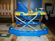 Продам детские ходунки в идеальном состоянии