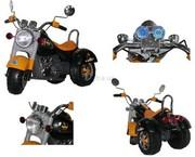 Продам детский мотоцикл Geoby,  б/у