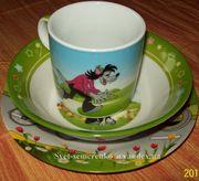 Детская керамическая посуда IntEros