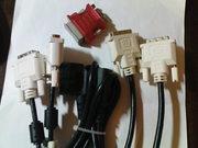 Продам кабели,  переходники для контролера,  монитора,  видеокарты