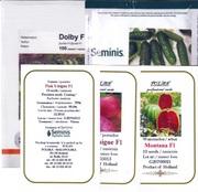 Розничная продажа семян овощных культур от производителей голландской