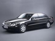 Запчасти Mercedes S-class