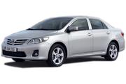 Запчасти Toyota Corolla