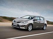 Запчасти Toyota Auris
