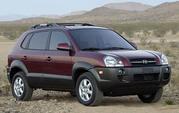 Запчасти Hyundai Tucson