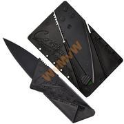 Нож кредитка карманный раскладной трансформер Card
