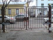 Изготовление ворот  автоматических,  металлических.