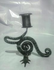 Сувениры из металла ручной работы.