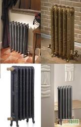Дизайнерские радиаторы отопления.