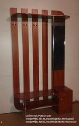 Харьков мебель Прихожая Аврора размер h 2000 х 1100 х 350 мм
