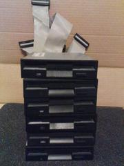 Продам floppy дисководы с шлейфом