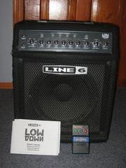 Басовый комбик Line 6 LD 150