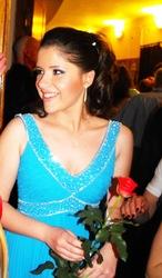 Вечернее выпускное платье в отличном состоянии