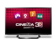 Продам НОВЫЙ LED 3D Smart телевизор LG 32LM620