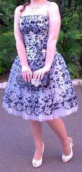 Выпускное (коктейльное) платье