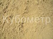 Песок горный и мытый с доставкой по Харькову и облсати