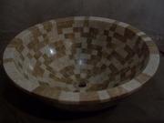Раковины из натурального камня ручной работы