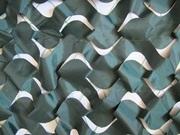 Сетка маскировочная ТСМ-75 темно-зеленая 3*6м