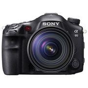 Новый фотоаппарат Sony A99V с объективом Sony 28-75mm F2.8 SAM