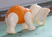 Игрушка слоник. СССР