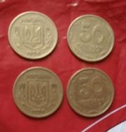 продам монеты Украины 1992 года