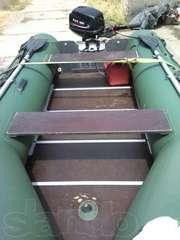 Продам водный транспорт КАТЕР надувная лодка мотор