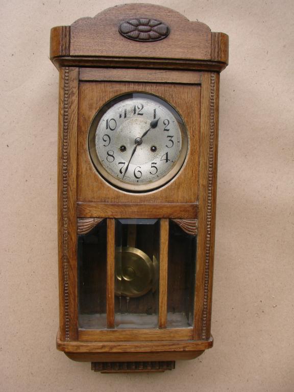 Реставрация старинных часов настенных 90