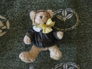 коллеционный мишка -летчик the teddy bear collection.