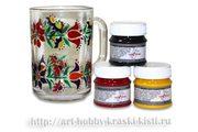 Купить краску Van Pure для декорирования стекла и фарфора оптом