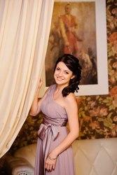 Вечернее и выпускное платье