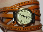 Продам стильные часы-браслет