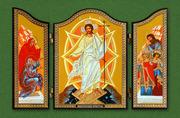 иконы,  складни д3,  автомобильные иконы,  тройники,  кресты