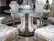 Роскошные интерьерные решения из стекла и камня.