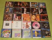 Продам свои музыкальные CD диски (в оригинальной упаковке)