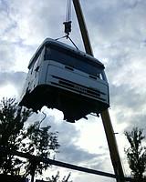 Продам кабину на запчасти Iveco