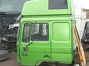 Продам кабину зеленую Man