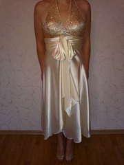 Платье для выпускного,  свадебное