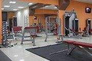 Профессиональная подготовка спортсменов в тренажерном зале ZEUS