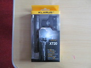 продам тактический фонарик KLARUS XT 20 -1200Lumen