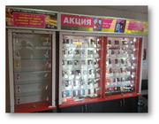 Продам торговое оборудование для магазинов сотовой связи