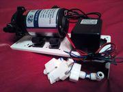 TYP-2500N помпа в фильтр обратного осмоса