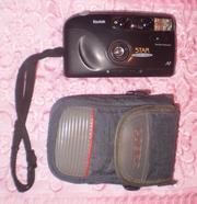 Продам пленочный фотоаппарат Kodak Star AF (Red Eye Reduction)