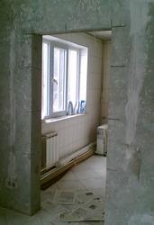 Алмазная резка проёмов без пыли в бетоне,  кирпиче.