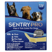 Sentry Сентри про (SentryPro) ошейник для собак от блох,  клещей
